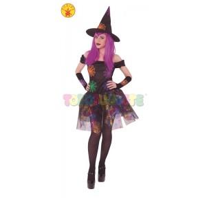 Disfraz Halloween Bruja...