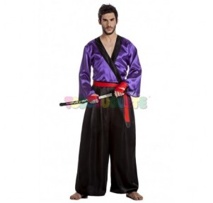 Disfraz Samurai Ronin...