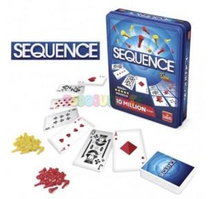 Juego Sequence viaje caja...