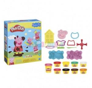 Play Doh Peppa Pig Crea y...