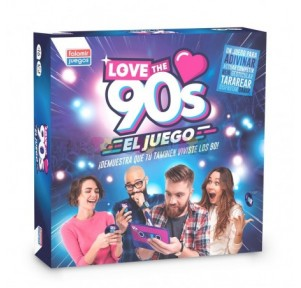Juego Loves The 90s