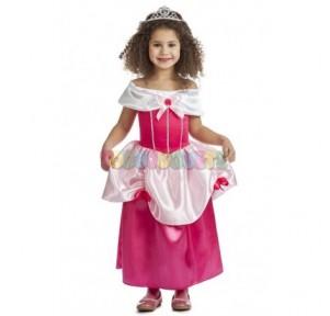 Disfraz Princesa Rosa Peach...