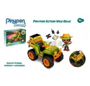 Pin y Pon Action Wild Coche...