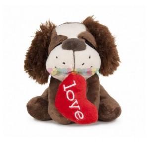 Peluche perro queenie love...