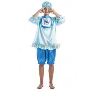 Disfraz Bebé hombre azul...