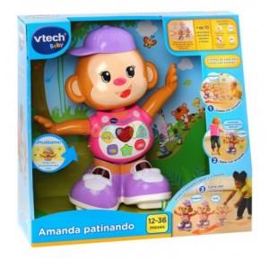 Amanda Patinando Rosa Vtech