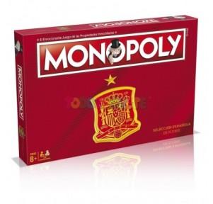 Juego Monopoly Selección...