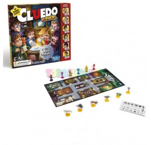 Juego Cluedo Junior v2.1