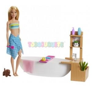 Muñeca Barbie y Accesorios...