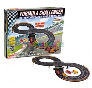 Circuito fórmula challenger...