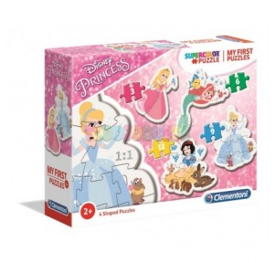 My First Puzzles Princesas...