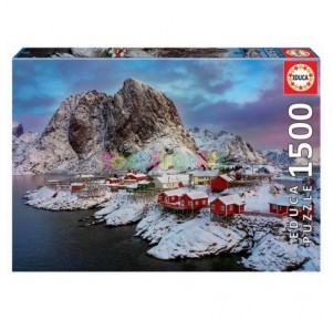 Puzzle 1500 Islas Lofoten,...