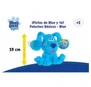 Pistas de Blue y Tú Peluche...
