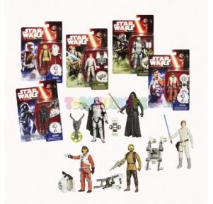 Star Wars single figura...