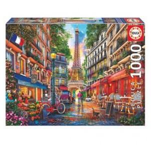 Puzzle París, Dominic Davison