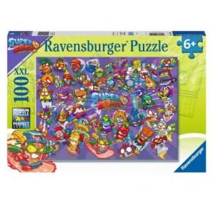 Puzzle 100 XXL Super Zings