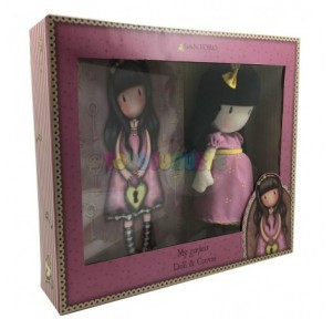 Set regalo Gorjuss muñeca y...
