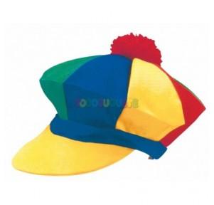 Gorra bola rayas multicolor...