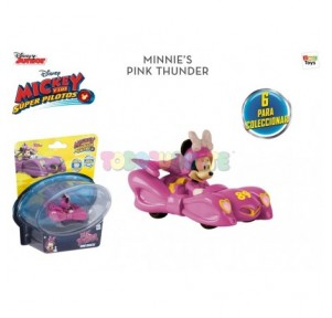 Mickey Súper Pilotos Mini...