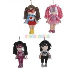 Muñeca TRapo Super Girls 32...