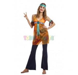 Disfraz Hippie woodstock...