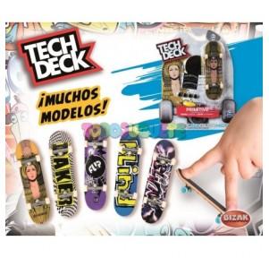 Tech deck monopatín dedo...