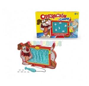 Juego Operación Canina