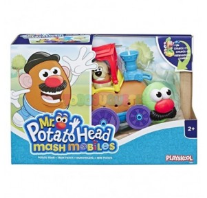 Mr Potato Súper Vehículo