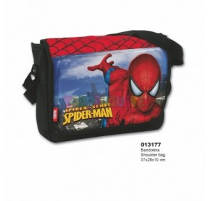 Spiderman city bandolera...