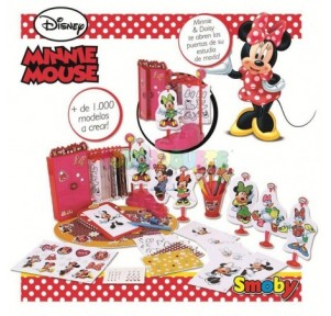 Fashion studio Minnie Smoby