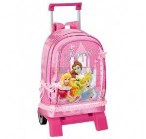 Mochila Princesas charm...