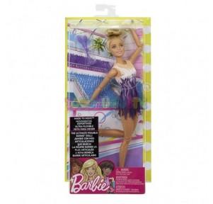 Muñeca Barbie movimiento...