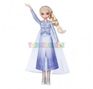 Frozen 2 Muñeca Cantarina Elsa