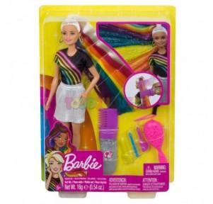 Barbie Pelo Arcoiris
