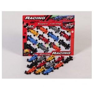Set 12 coches Fórmula 1...