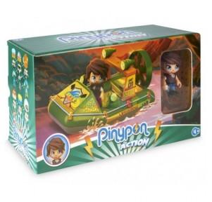 Pin y Pon Action Wild...
