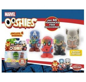 Ooshies Marvel Pack 4...