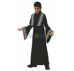 Disfraz sacerdote tenebroso...