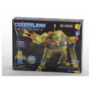 Set robot Crystaland 235...