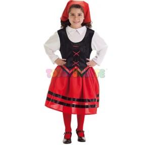 Disfraz infantil pastora...