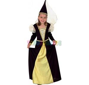 Disfraz Reina medieval con...