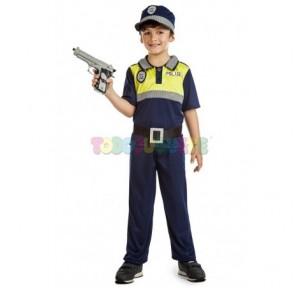 Disfraz policía local...