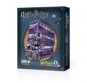 Puzzle 3D Harry Potter El...