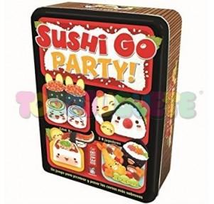 Juego Sushi Go Party