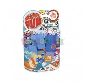 Stickers Fun Arte Callejero