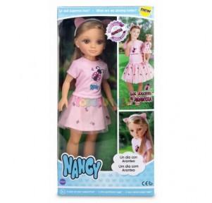 Muñeca Nancy Youtuber Arantxa