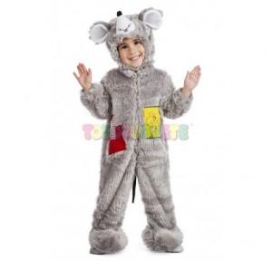 Disfraz ratón peluche teddy...