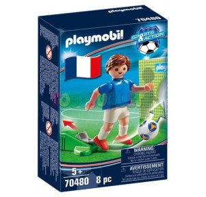 Jugador de fútbol Francia 1...
