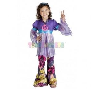 Disfraz Hippie Fancy Hippie...