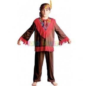 Disfraz Indio con Turbante...